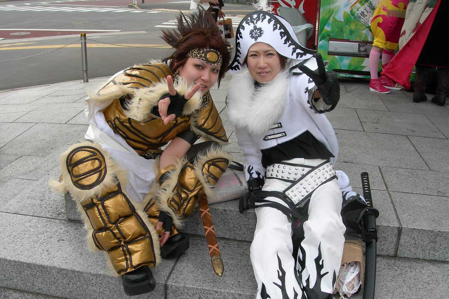 Cosplay in Tokyo