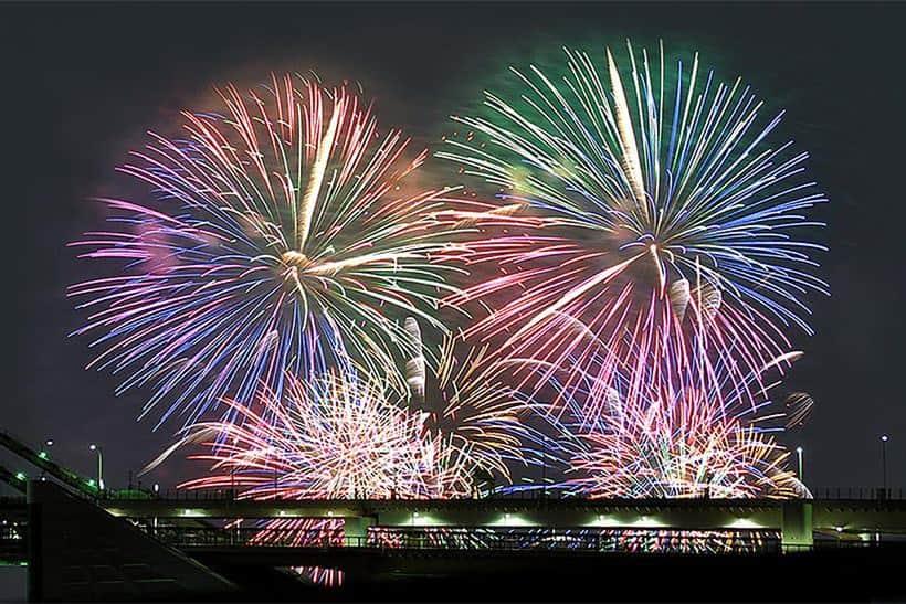 Japanese Fireworks Festival, Tokyo